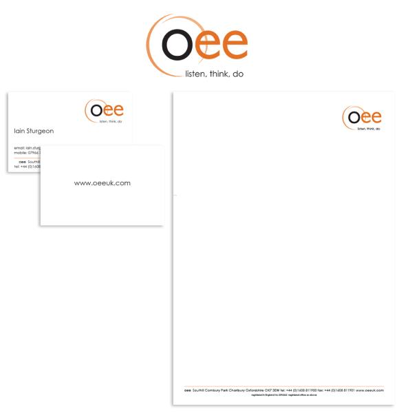 OEE | Branding