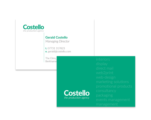 Costello Graphics | Logo Branding