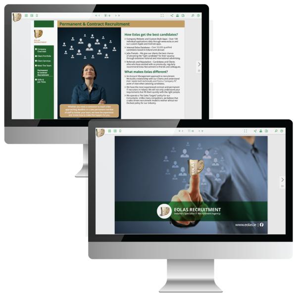 Eolas | Online Presentation