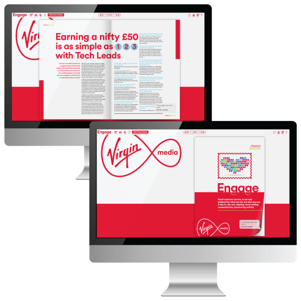 Virgin Media | Online Publication