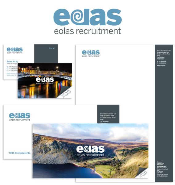 Eolas | Logo Re Brand