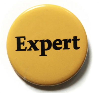Does an expert cost more than an amateur?