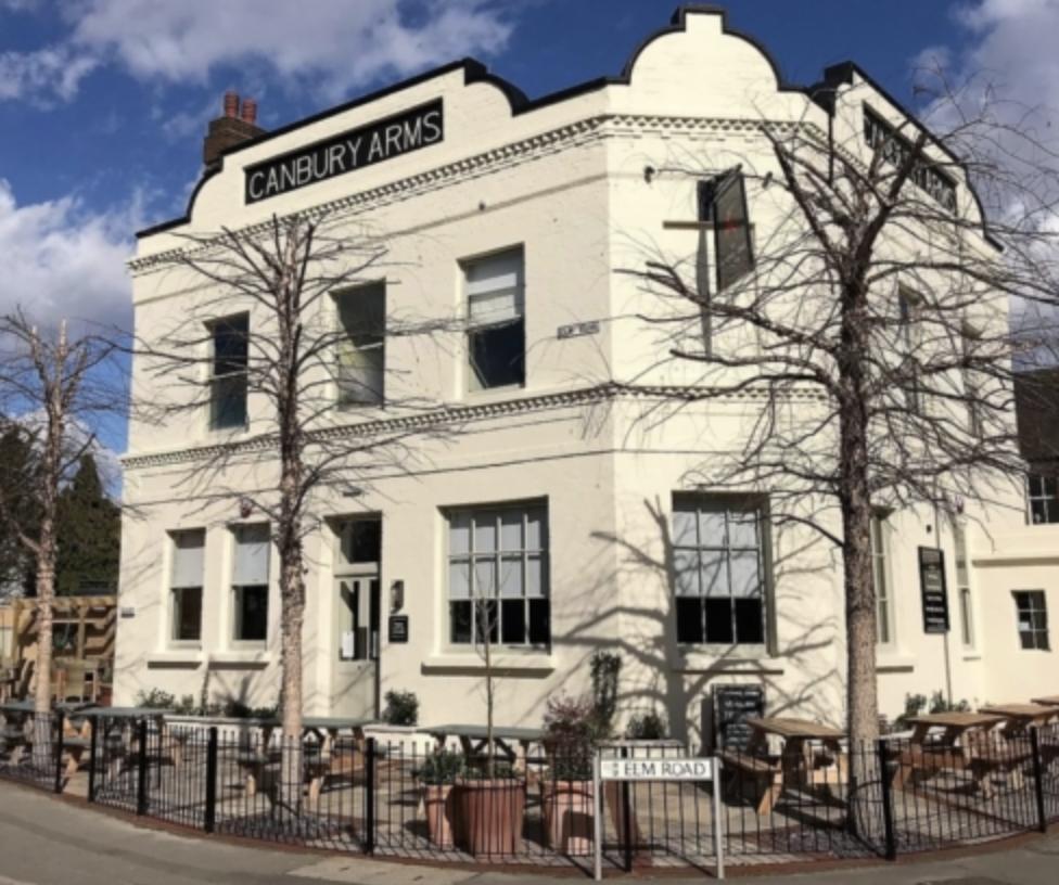 Canburyarmskingston.co.uk re opens