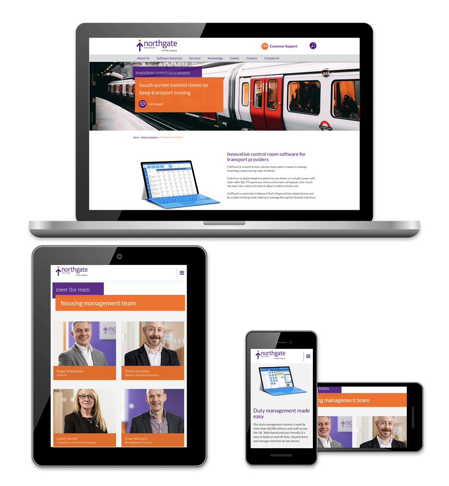 Northgate Public Services | Website