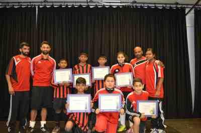 Jack Petchey Award Winners