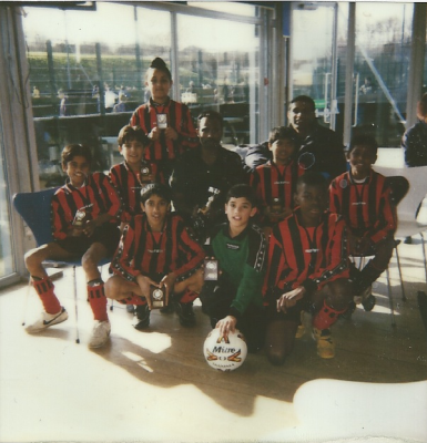 Pitz Power Leage - Barnet U12 RU 2001