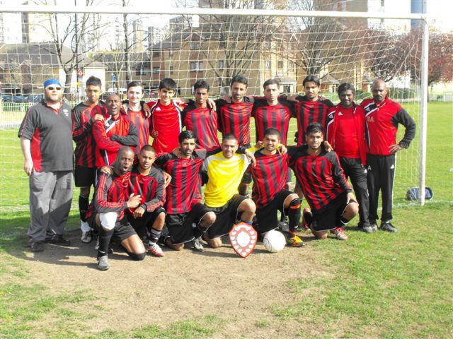 Inner London Football Leagu - 2nd Div Champions