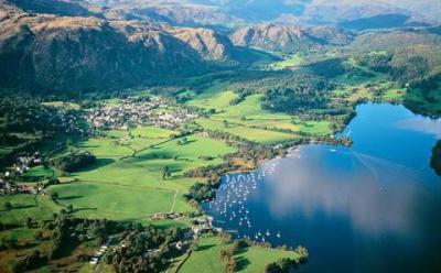 U15 Training Camp at Lake District