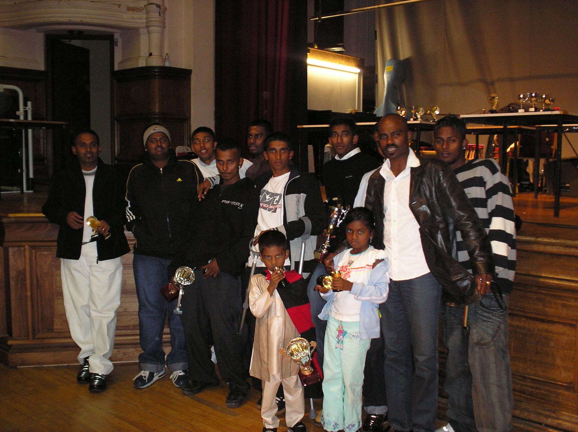BTA Annual 7 a-side 2007
