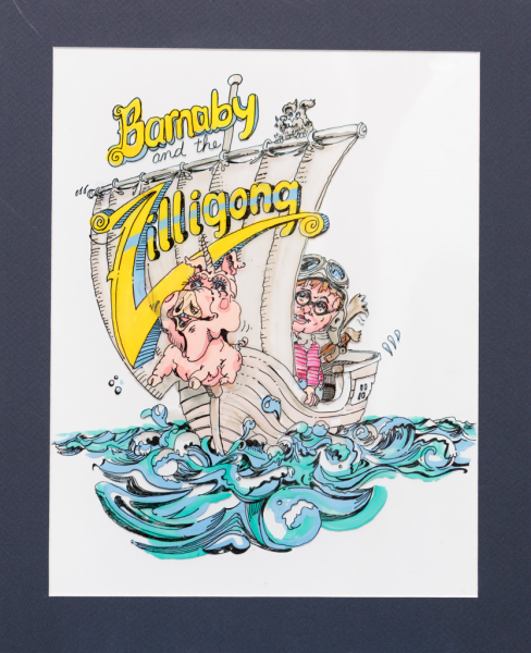 """Barnaby and the Zilligong"""