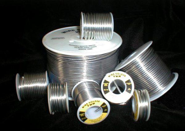 Wire-Solder-50/50-60/40