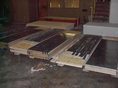 Lead Line Plywood For Sale