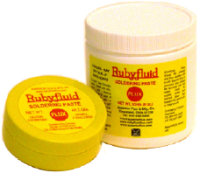 RubyFluid Soldering Paste