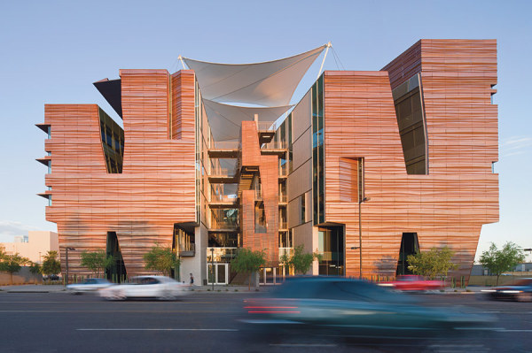 Architectural-Copper-Building