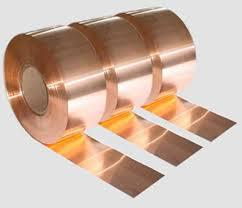 Copper Roofing Coil