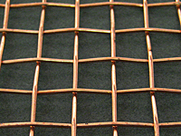 Copper Hardware Cloth