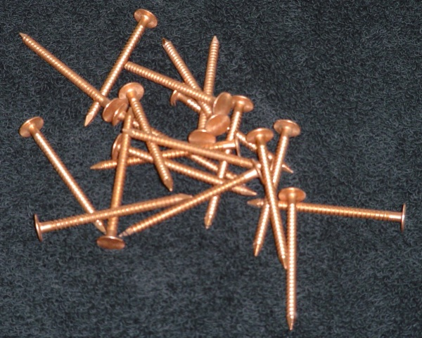 Copper Slating Nail Ring Shank