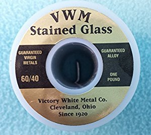 Stained | Glass | Solder | 60/40