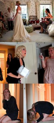 Surprise Weddings!