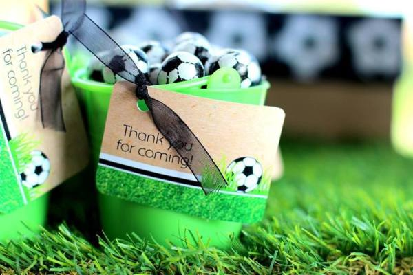 football party favours