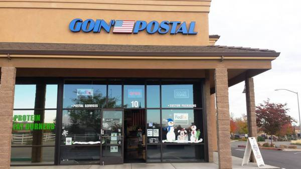 Goin Postal Store