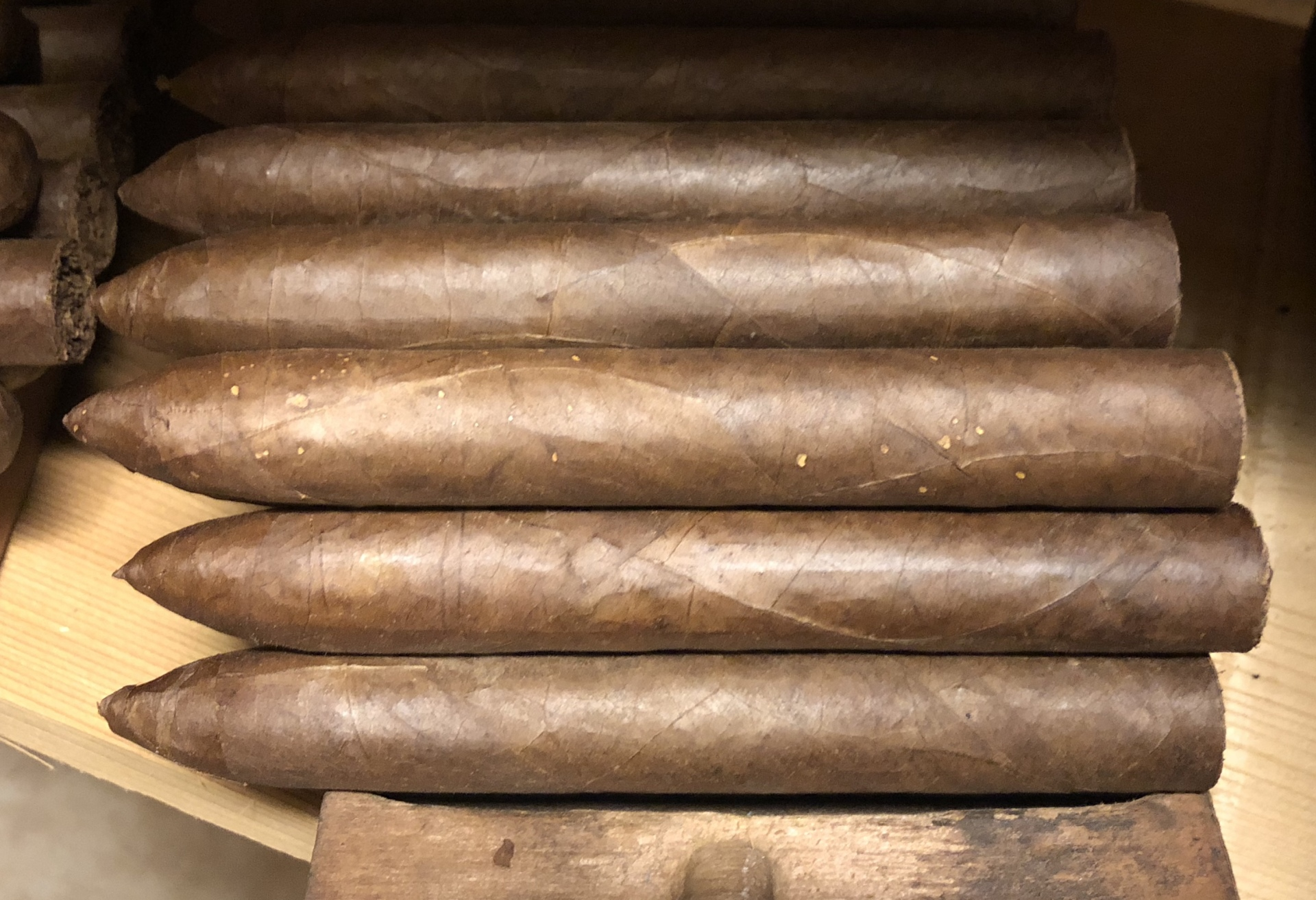 """Eric's Own"" Premium Cigars: Hand rolled with premium, long-filler tobacco"