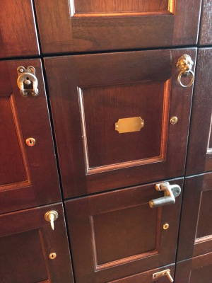 Subtle Changes: Starting with the lockers
