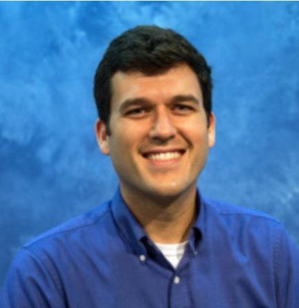 Reverend Matt Schultz Pastor