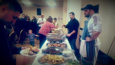 What makes good catering?