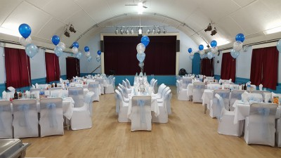What kind of venue would make your event special to you.