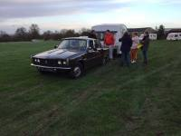 Vintage Caravan, Classic Caravan, Retro Caravan, Retro Caravan Club, Vintage Caravan Club, Old Caravan, British Holidays, Rover P6, Rover 2000, British Leyland