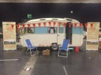 Vintage Caravan, Classic Caravan, Retro Caravan, Retro Caravan Club, Vintage Caravan Club, Old Caravan, British Holidays, Safari Caravan, Pearman Briggs