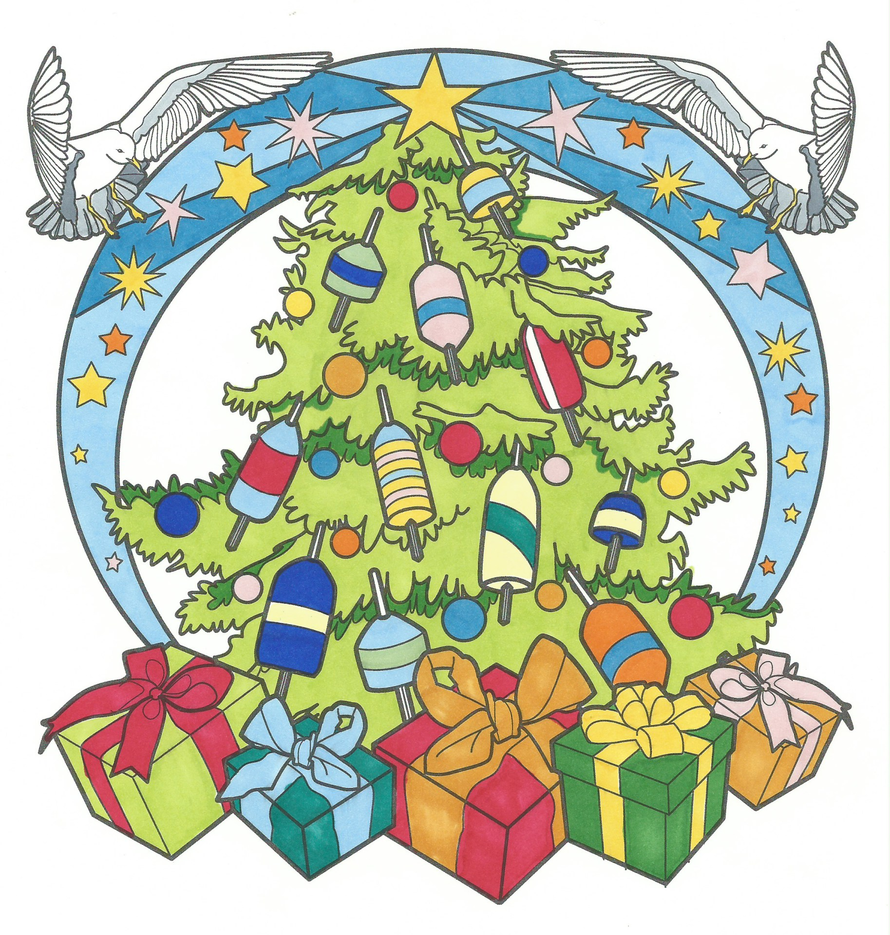 Maine Christmas
