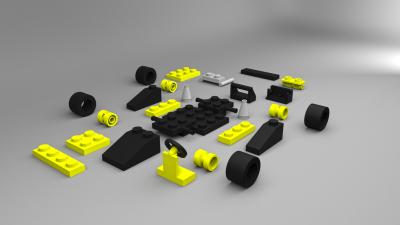 Lego Pieces