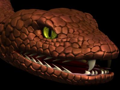 Chimera-- Snake Head