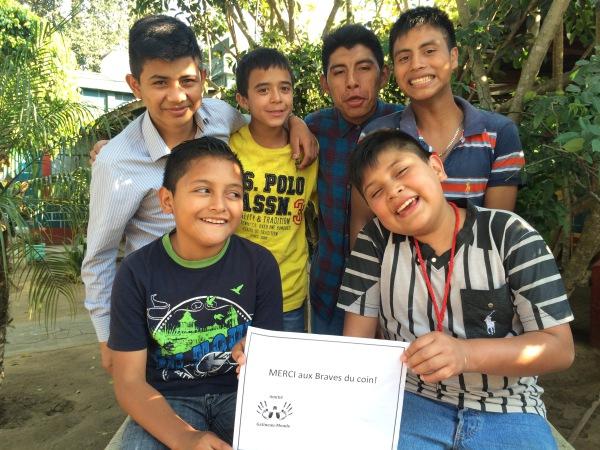 Merci du Guatemala