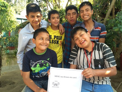 Projet au Guatemala