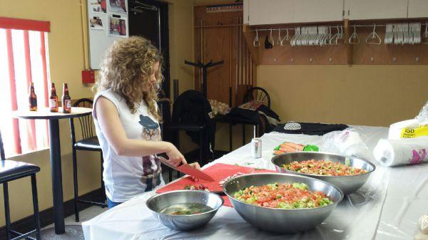 Natacha Nadeau pour Trait d'Union Outaouais
