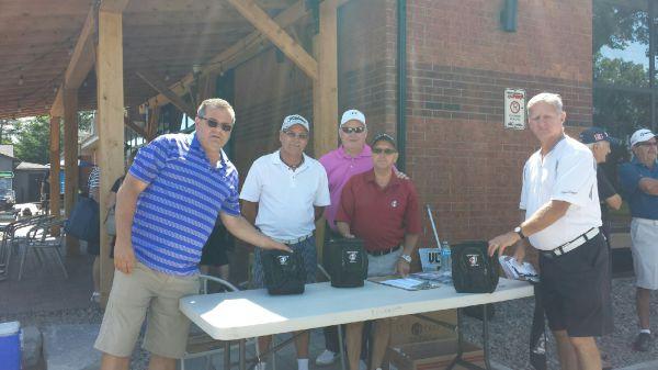 Tournoi de golf 2016