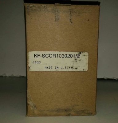 "King Fastener Bostitch Code SCCR103020 1/2"" 2.5M / Box $5.00"