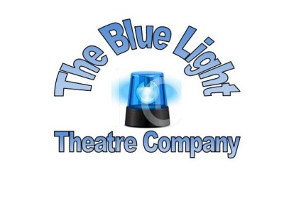 The Blue Light Theatre Comany Logo