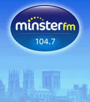 Click to view Minster FM website