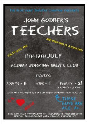 Teechers by John Godber