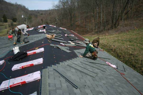 Mebane Shingle Roof
