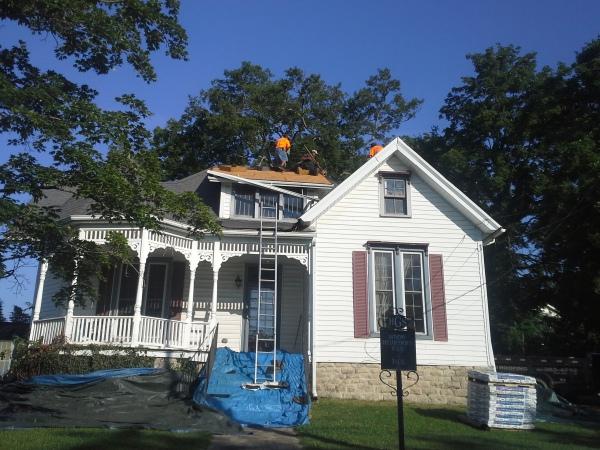 Mebane flat roof repair