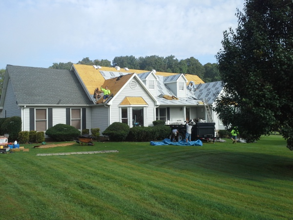 mebane metal roof repair