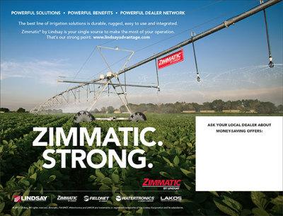 Zimmatic Pivot System