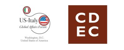 CDEC Meets the Italian Community in Washington, DC
