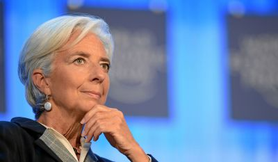 Lagarde: IMF 'Disappointed' By Congress' Refusal to Ratify Reforms
