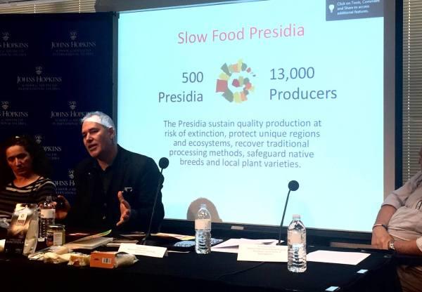 Slow Food: Presidia